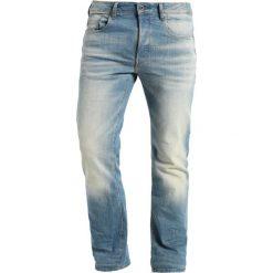 GStar 3301 STRAIGHT Jeansy Straight Leg light blue. Niebieskie jeansy męskie marki G-Star. Za 559,00 zł.