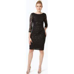 Sukienki balowe: Swing – Elegancka sukienka damska, czarny