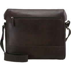 Jost NARVIK Torba na ramię braun. Brązowe torby na ramię męskie marki Kazar, ze skóry, przez ramię, małe. Za 669,00 zł.