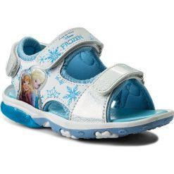 Sandały dziewczęce: Sandały FROZEN – CP44-5126DFR Niebieski Jasny