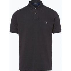 Polo Ralph Lauren - Męska koszulka polo, czarny. Czarne koszulki polo Polo Ralph Lauren, m, z bawełny, z krótkim rękawem. Za 449,95 zł.