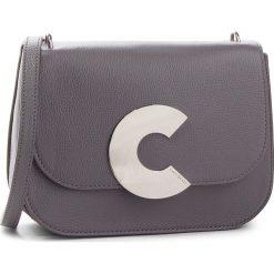 Torebka COCCINELLE - CN5 Craquante E1 CN5 12 01 01 Fume Y28. Szare torebki klasyczne damskie Coccinelle, ze skóry. W wyprzedaży za 1049,00 zł.