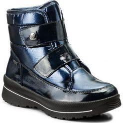 Buty zimowe damskie: Śniegowce CAPRICE - 9-26407-29 Ocean Comb 880