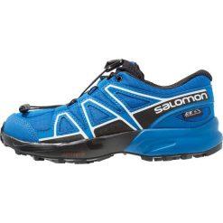 Salomon SPEEDCROSS CSWP Obuwie do biegania Szlak indigo bunting/sky diver/white. Niebieskie buty sportowe chłopięce Salomon, z gumy, salomon speedcross. Za 359,00 zł.