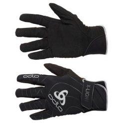 Rękawiczki męskie: Odlo Rękawiczki NAGANO X-LIGHT XC czarne r. S (792710S)