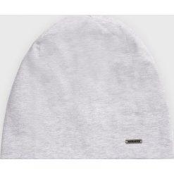 Viking - Czapka. Szare czapki zimowe damskie marki Viking, na zimę, z bawełny. Za 49,90 zł.