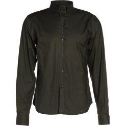 Koszule męskie na spinki: Bruuns Bazaar ANTHONYS Koszula olive