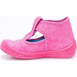 Superfit - Trampki dziecięce. Fioletowe buty sportowe dziewczęce marki Superfit, z gumy. W wyprzedaży za 99,90 zł.