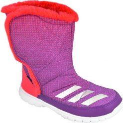 Buciki niemowlęce: Adidas Buty dziecięce Lumilumi Jr różowe r. 33 (BB3955)