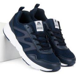 Buty sportowe męskie: MĘSKIE OBUWIE SPORTOWE – odcienie niebieskiego