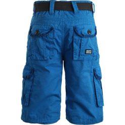 Cars Jeans KIDS MATHA FINE  Bojówki kobalt. Niebieskie jeansy męskie regular Cars Jeans, z bawełny. Za 149,00 zł.