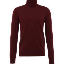 J.LINDEBERG LYD TRUE Sweter zinfandel. Czerwone swetry klasyczne męskie J.LINDEBERG, m, z materiału. Za 459,00 zł.