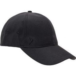 Czapka męska CAM600 - czarny - Outhorn. Czarne czapki z daszkiem męskie Outhorn, na lato, z materiału, sportowe. Za 29,99 zł.