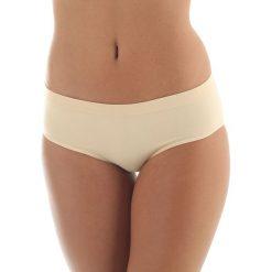 Figi: Brubeck Figi damskie Classic Comfort Cotton beżowe r. XXL (HI00090A)
