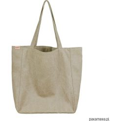 Lazy bag torba khaki / zieleń na zamek / vegan. Brązowe torebki klasyczne damskie Pakamera, w paski. Za 175,00 zł.