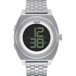 Zegarek unisex Black Nixon Time Teller Digi SS A9481000. Zegarki damskie Nixon. Za 467,00 zł.