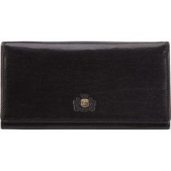 Portfel 39-1-322-1. Czarne portfele damskie marki Wittchen. Za 439,00 zł.