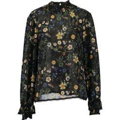 Bluzki asymetryczne: YAS YASSICORA  Bluzka black
