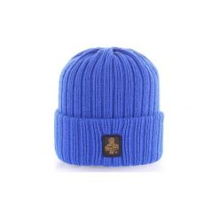 Czapki Refrigiwear  B01600. Niebieskie czapki zimowe męskie Refrigiwear. Za 161,99 zł.
