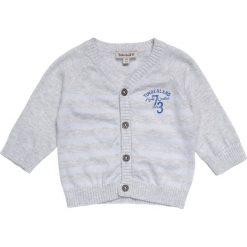 Swetry dziewczęce: Timberland SET Kardigan grey melange