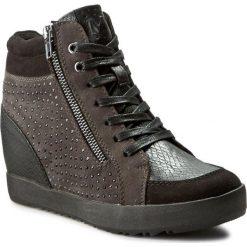 Sneakersy damskie: Sneakersy MARCO TOZZI – 2-25202-27 Black Comb 098