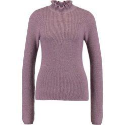 Swetry klasyczne damskie: Part Two JANICIA PU Sweter toadstool