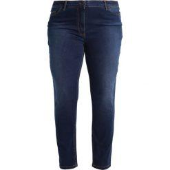 Persona by Marina Rinaldi ILONA Jeansy Slim Fit medium grey. Szare jeansy damskie Persona by Marina Rinaldi. W wyprzedaży za 314,25 zł.