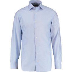 Koszule męskie na spinki: Eterna SLIM FIT PIPING Koszula biznesowa hellblau