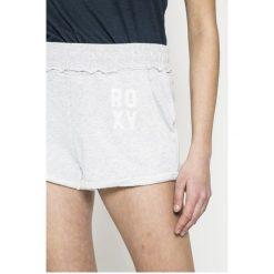 Roxy - Szorty Wishes You. Szare spodenki sportowe męskie Roxy, l, z bawełny. W wyprzedaży za 129,90 zł.