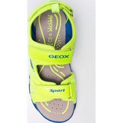 Geox - Sandały dziecięce. Białe sandały męskie skórzane Geox. W wyprzedaży za 189,90 zł.
