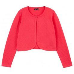 Swetry dziewczęce: Sweter-bolerko dla dziewczynki