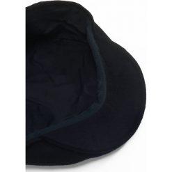 Czapki męskie: Hackett London MELTON BALMORAL Czapka blue