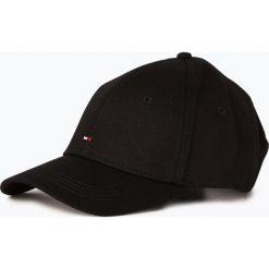 Czapki damskie: Tommy Hilfiger - Damska czapka z daszkiem, czarny