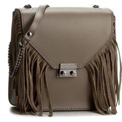 Torebka CREOLE - K10210 Średni Brąz. Brązowe torebki klasyczne damskie marki ARTENGO, z materiału. W wyprzedaży za 169,00 zł.