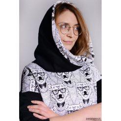 Teddy White, bluza damska. Białe bluzy rozpinane damskie Pakamera, z dzianiny. Za 199,00 zł.