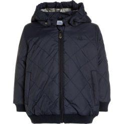 Hust & Claire BABY Kurtka zimowa dark blue. Niebieskie kurtki chłopięce zimowe marki Hust & Claire, z materiału. W wyprzedaży za 174,30 zł.