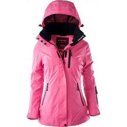 Hi-tec Kurtka damska Lady Amandi Pink Melange/Honeysucle/Black r. L. Czarne kurtki sportowe damskie Hi-tec, l. Za 369,99 zł.