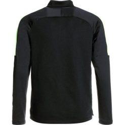 Bluzki dziewczęce z długim rękawem: Nike Performance DRY DRIL Koszulka sportowa black/volt/reflective silver