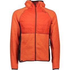 """Kurtka przejściowa """"Rocknell Hybrid"""" w kolorze pomarańczowym. Brązowe kurtki męskie przeciwdeszczowe marki Regatta, Dare 2b, m, z dzianiny, z kapturem. W wyprzedaży za 173,95 zł."""
