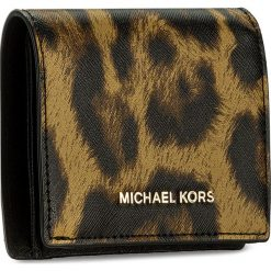 Portfele damskie: Mały Portfel Damski MICHAEL KORS – Money Pieces 32F7GF6F5Y Butterscotch