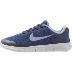 Nike Performance FREE RUN 2 Obuwie do biegania neutralne binary blue/dark sky blue/obsidian/gym blue. Niebieskie buty do biegania damskie marki Nike Performance, z materiału. W wyprzedaży za 230,30 zł.