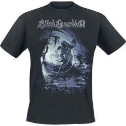 T-shirty męskie z nadrukiem: Blind Guardian A Feast For Wacken T-Shirt czarny