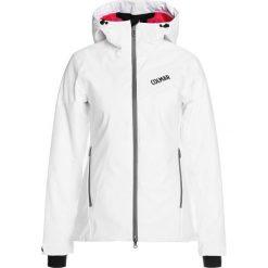 Colmar DONNA FREESKI Kurtka snowboardowa white. Białe kurtki sportowe damskie marki Colmar, z materiału. W wyprzedaży za 953,40 zł.