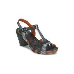 Sandały Art  I FEEL 239F. Czarne sandały trekkingowe damskie Art, z kauczuku. Za 407,20 zł.