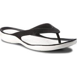 Chodaki damskie: Japonki CROCS – Swiftwater Flip W 204974 Black/White