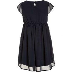 Sukienki dziewczęce z falbanami: Sisley DRESS Sukienka koktajlowa dark blue