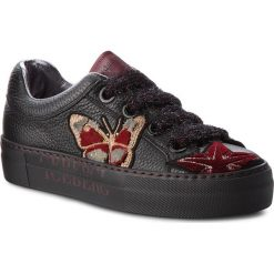 Sneakersy ICEBERG - Gioia 18IID1377A Nero. Czarne sneakersy damskie Iceberg, z materiału. Za 1479,00 zł.