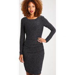 Sukienki hiszpanki: Kaffe BRITT INDIA Sukienka letnia black deep