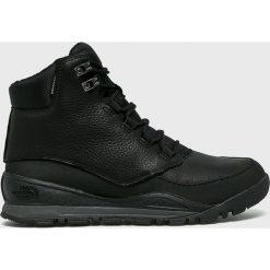 The North Face - Buty Men's Edgewood 7. Czarne buty trekkingowe męskie The North Face, z gumy, outdoorowe. Za 599,90 zł.