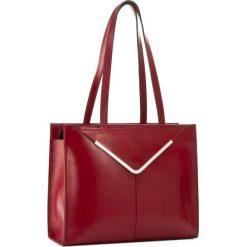 Torebka CREOLE - RBI10154 Czerwony. Czerwone torebki klasyczne damskie Creole, ze skóry. W wyprzedaży za 279,00 zł.